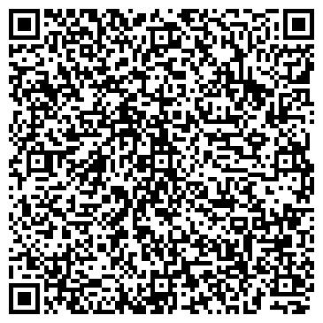 QR-код с контактной информацией организации ПЕТЕРГОФСКИЕ БАНИ МУ