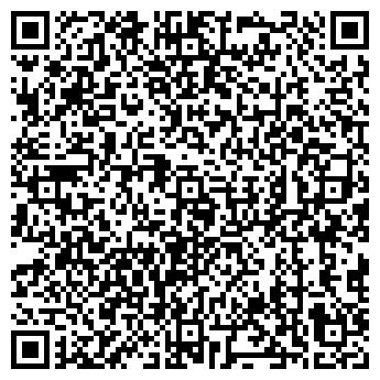 QR-код с контактной информацией организации ХАРДТОП МАРИН ТФ