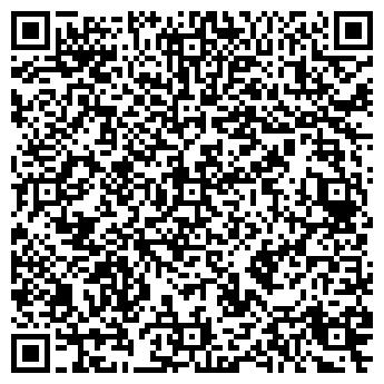 QR-код с контактной информацией организации ROSSI МЕБЕЛЬНЫЙ САЛОН