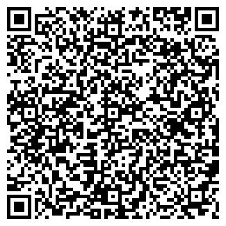 QR-код с контактной информацией организации ООО МОДА