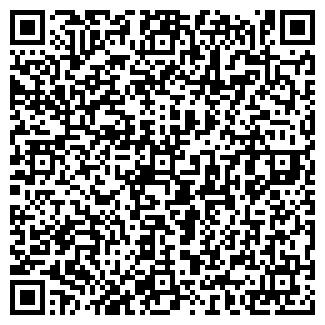 QR-код с контактной информацией организации CASUAL