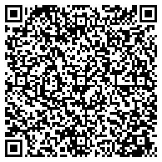 QR-код с контактной информацией организации БАУ, ООО