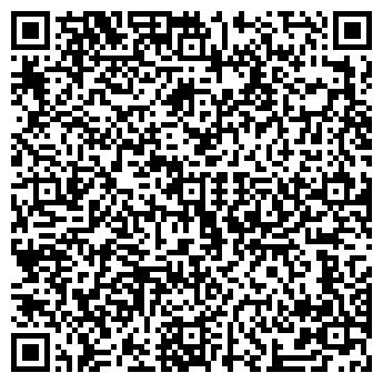 QR-код с контактной информацией организации КОНДИТЕРСКАЯ