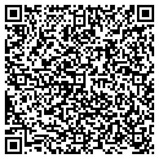 QR-код с контактной информацией организации СОВА КЛУБ