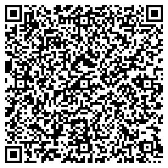 QR-код с контактной информацией организации БАНЯ-САУНА