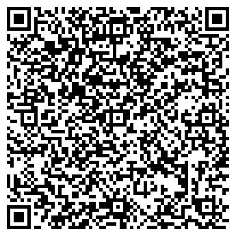 QR-код с контактной информацией организации АЛЬФА ДИСКО-БАР