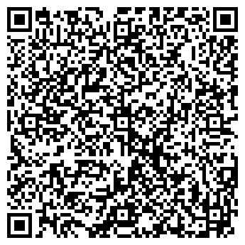 QR-код с контактной информацией организации ЮНИ-ВЭБ, ООО