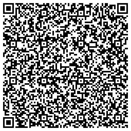 QR-код с контактной информацией организации № 1 СПЕЦИАЛИЗИРОВАННЫЙ ДЛЯ ДЕТЕЙ С ПОРАЖЕНИЕМ ЦЕНТРАЛЬНОЙ НЕРВНОЙ СИСТЕМЫ И НАРУШЕНИЕМ ПСИХИКИ