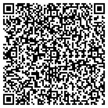 QR-код с контактной информацией организации ДОМ УДАЧА