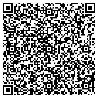 QR-код с контактной информацией организации ВИЗИТ ЦЕНТР ТАНЦА