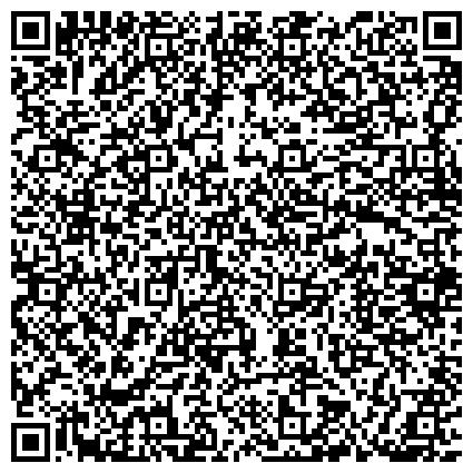 QR-код с контактной информацией организации ПЕТРОДВОРЦОВЫЙ РАЙОН ЖКС ОАО ПОС. СТРЕЛЬНА