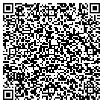 QR-код с контактной информацией организации БРИГ ПОДРОСТКОВЫЙ КЛУБ
