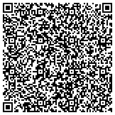QR-код с контактной информацией организации АЗН Петродворцового района СПб (г. Ломоносов)
