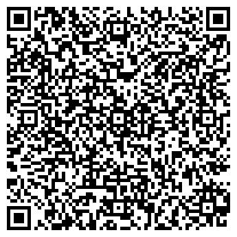 QR-код с контактной информацией организации ВЕТЕРИНАРНЫЙ ЦЕНТР НА ЧЁРНОЙ РЕЧКЕ