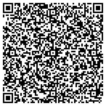 QR-код с контактной информацией организации ВЕТЕРИНАРНЫЕ КЛИНИКИ В ПРИМОРСКОМ РАЙОНЕ