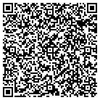 QR-код с контактной информацией организации ЧЕТЫРЕ ЛАПЫ ЗООСАЛОН