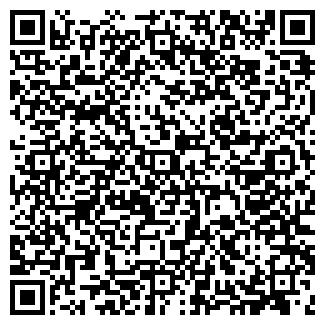 QR-код с контактной информацией организации ТЕСС ЗАО