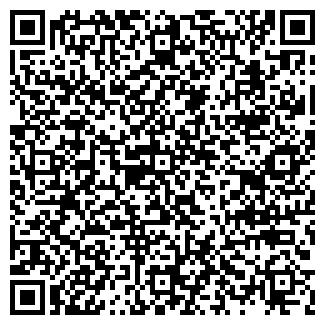 QR-код с контактной информацией организации НОВОСЕЛ