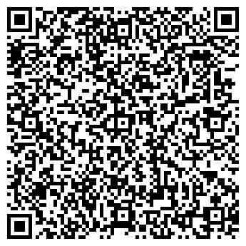 QR-код с контактной информацией организации ПЛАНЕТА ХОББИ