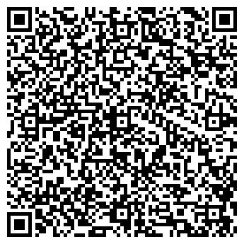 QR-код с контактной информацией организации ЦВЕТЫ+СЕМЕНА