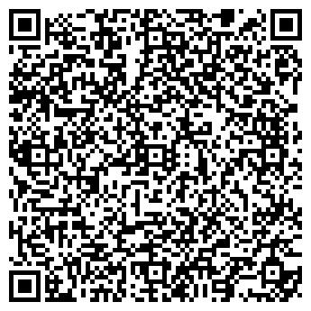 QR-код с контактной информацией организации АВТО ЛАДА, ООО