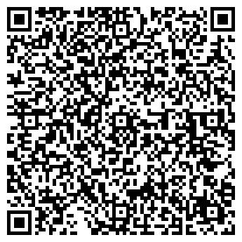 QR-код с контактной информацией организации ПАРИТЕТ ИЗДАТЕЛЬСТВО