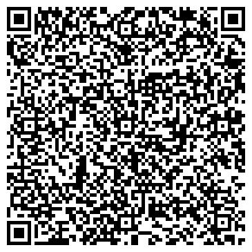 QR-код с контактной информацией организации АВТОКЭБ ТРАНСПОРТНАЯ КОМПАНИЯ