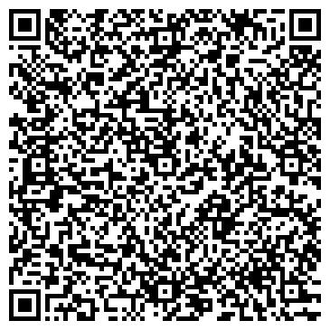 QR-код с контактной информацией организации ЗАЗЕРКАЛЬЕ СТУДИЯ ПРАЗДНИКОВ