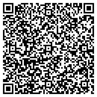 QR-код с контактной информацией организации ТЕТИС-XXI