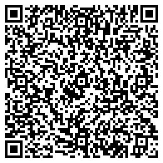 QR-код с контактной информацией организации РАВЕКС, ООО