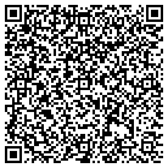 QR-код с контактной информацией организации ОГНИ ПЕТЕРБУРГА