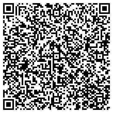 QR-код с контактной информацией организации BUSINESSWORLD
