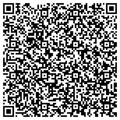 QR-код с контактной информацией организации ОТДЕЛ ГОСУДАРСТВЕННОГО ПОЖАРНОГО НАДЗОРА ПРИМОРСКОГО РАЙОНА