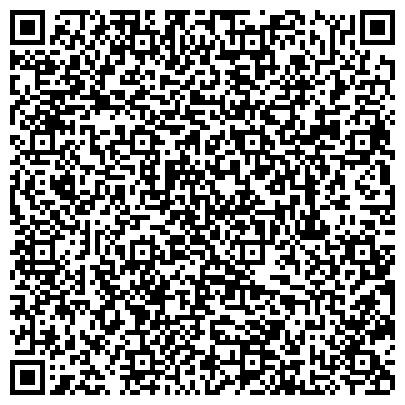 QR-код с контактной информацией организации ПРИМОРСКИЙ РАЙОН МО ПОС. ЛИСИЙ НОС