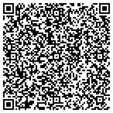 QR-код с контактной информацией организации Алихан, ИП