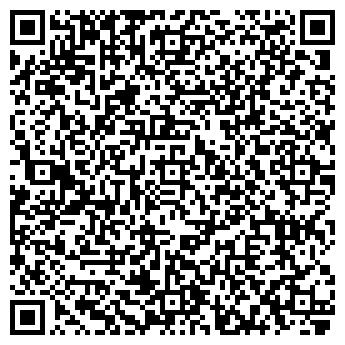 QR-код с контактной информацией организации АЙ ЭМ СИ МАНУФАКТОРИЯ