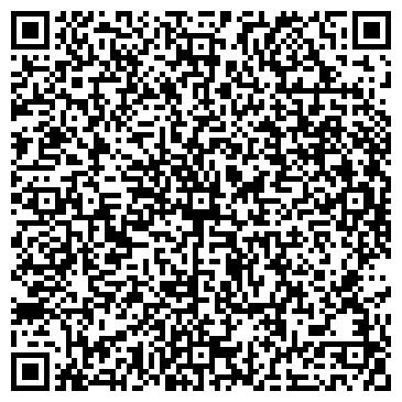 QR-код с контактной информацией организации ФИН-СТРОЙМАТЕРИАЛ, ЗАО
