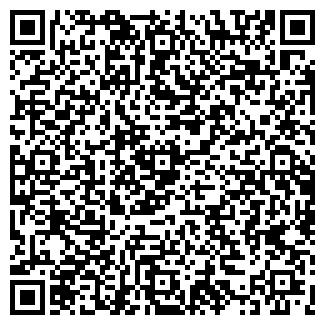 QR-код с контактной информацией организации БАЛЛУС