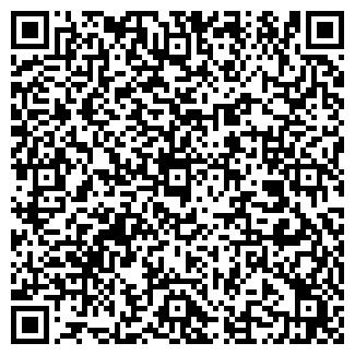 QR-код с контактной информацией организации MILANA