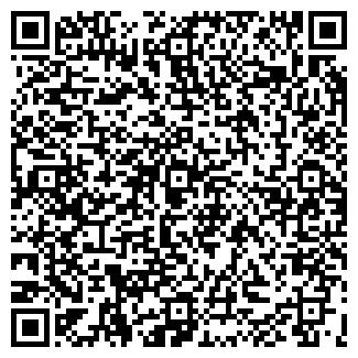 QR-код с контактной информацией организации ГЕФЕСД