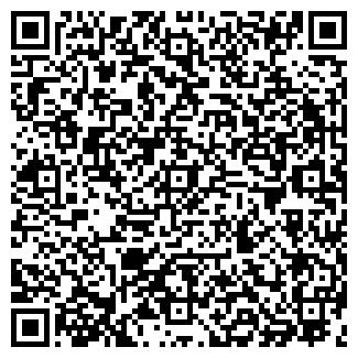 QR-код с контактной информацией организации ЛОНДОН СПБ