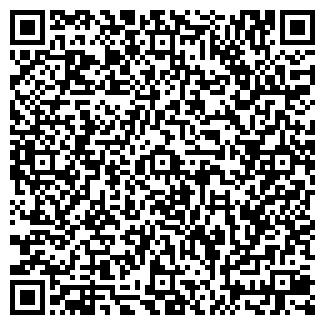 QR-код с контактной информацией организации VOGUE