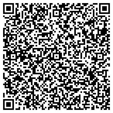 QR-код с контактной информацией организации ИРИДА-НЕВА КОСМЕТИЧЕСКАЯ ФАБРИКА, ЗАО