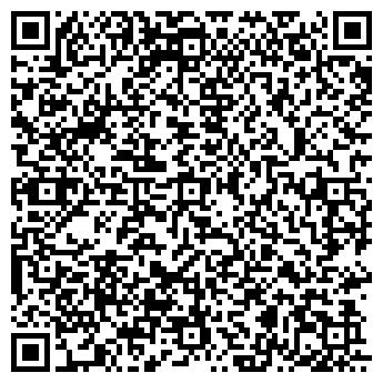 QR-код с контактной информацией организации СИМБА, ЗАО