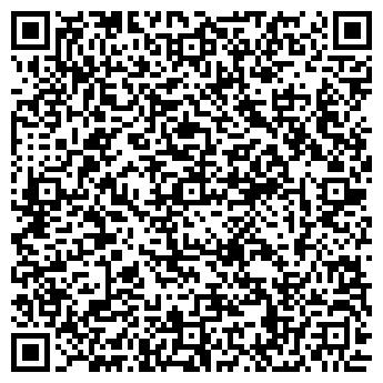 QR-код с контактной информацией организации ДАНОН ФИЛИАЛ