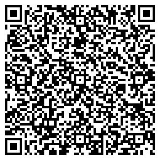 QR-код с контактной информацией организации ГРАФТ