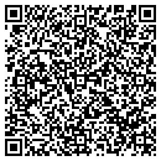 QR-код с контактной информацией организации МДМ ТД, ЗАО
