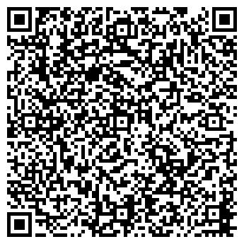 QR-код с контактной информацией организации МЕТРО ПКО, ЗАО