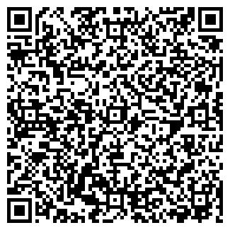 QR-код с контактной информацией организации ZATURA BAR