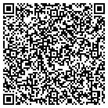 QR-код с контактной информацией организации ЭКЗОТИЧЕСКИЕ ЦВЕТЫ